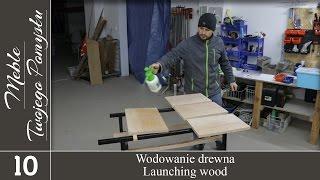 Wodowanie drewna / Launching wood