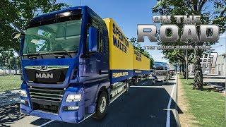 ON THE ROAD #7: Die TOUR mit dem GIGALINER! | LKW-Simulator OTR