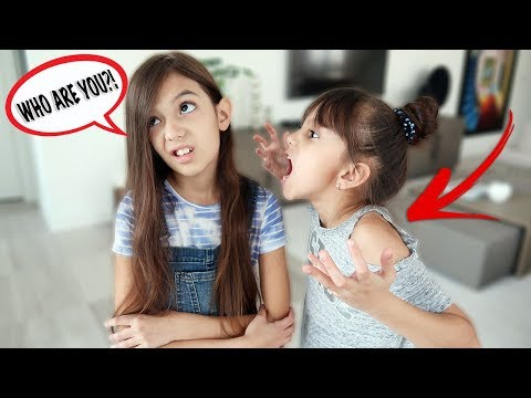 I LOST MY MEMORY PRANK ON LITTLE SISTER FOR 24 HOURS!