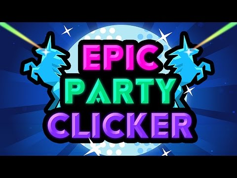 Epic Party Clicker - The Game - Gameplay Android - 동영상