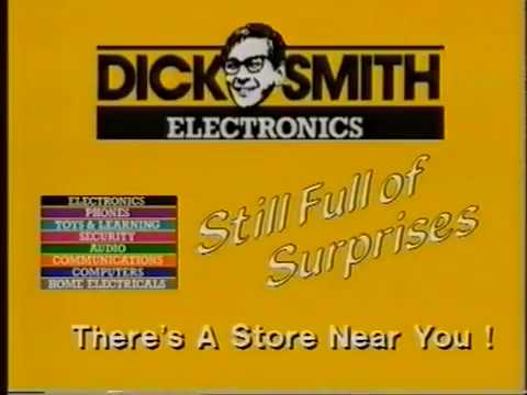 Dick Smith Electronics Computer Package Ad 1989