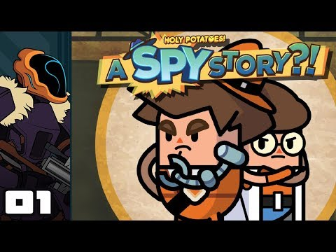 Let's Play Holy Potatoes! A Spy Story?! - PC Gameplay Part 1 - Spy Spuds
