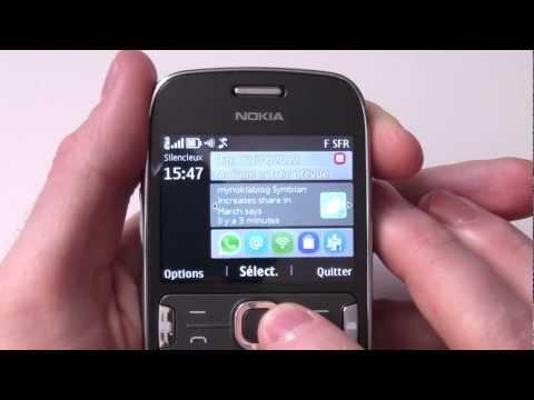 Test du Nokia Asha 302 - par Test-Mobile.fr