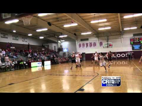 OHS Basketball Recap: Girls Top Newton, Boys Fall Short