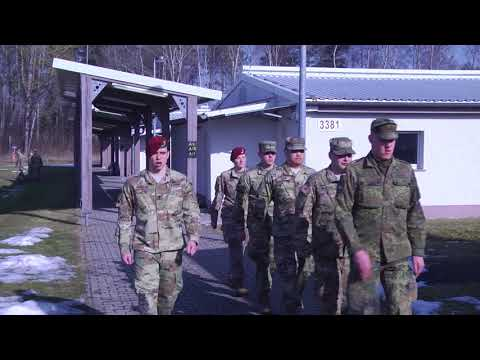 7th Army Training Command Directorates - NCOA