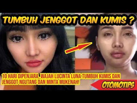 10 Hari Dipenjara, Wajah Lucinta Luna Tumbuh Kumis Dan Jenggot Ngutang Dan Minta Mukenah! OTOMOTIPS