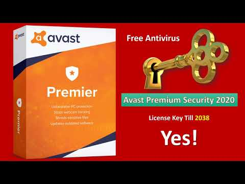 2038 licence avast premier key Notices tagged