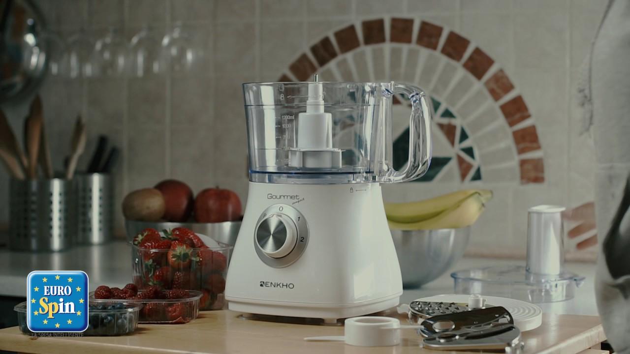 Robot da cucina enkho youtube - Robot da cucina bialetti ...
