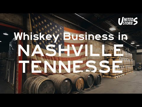 Whiskey Business In Nashville, Tennessee