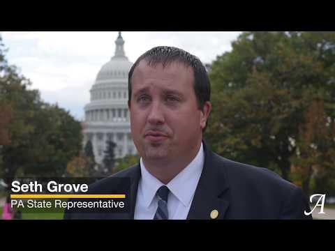 Seth Grove PA State Representative Encourages Legislators to Attend SNPS