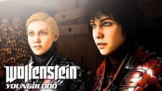 Wolfenstein Youngblood – Official Gameplay Trailer | E3 2019