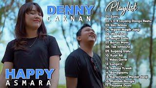 Download Happy Asmara x Denny Caknan Full Album 2021 [New Single Satru] Lagu Jawa Terbaru 2021 Hits Saat Ini