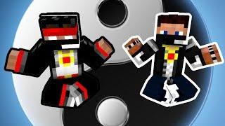 Minecraft [Прохождение Карты] - Соревновательный Мистик и Противостоятельный Лаггер О.О