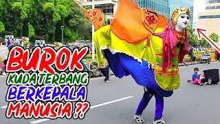 LAGI SYANTIK - BUROK CIREBON di CFD JAKARTA