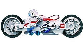 Water-Powered Motorcycle! -- LÜT