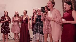 Hamilton Wedding Flash Mob