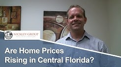 Orlando Real Estate Agent: Home values have skyrocketed in Central Florida