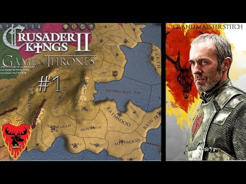 Download Lets Play Ck2 Agot Stannis Baratheon Ep1 The King