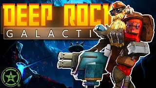 Dwarves in SPACE - Deep Rock Galactic