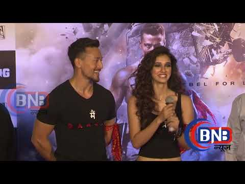 Baaghi 2 first look poster, review :Tiger Shroff is back hollywood lookrebellious lover
