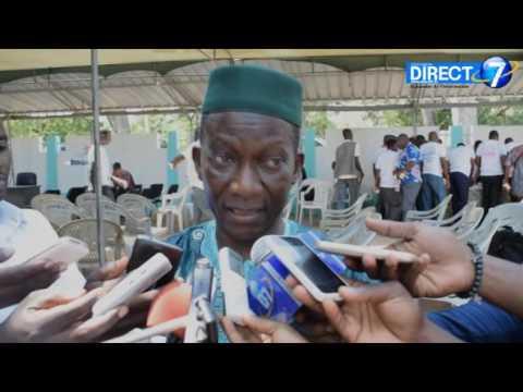 La 36ème Journée Mondiale de l'Alimentation célébrée au Togo