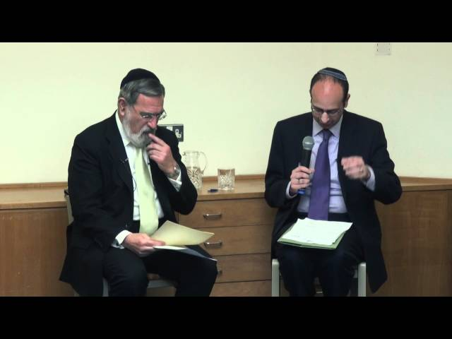Desert Island Texts -- The Chief Rabbi's seven favourite verses in all the Bible