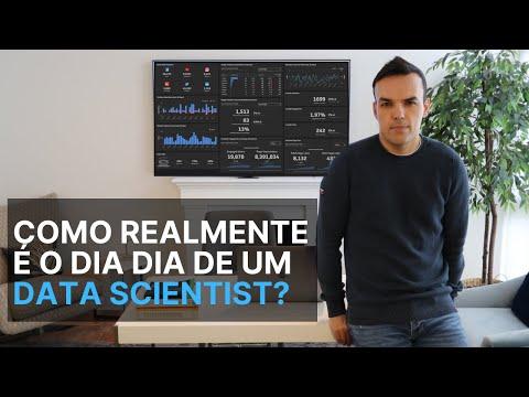 O que REALMENTE Faz um Cientista de Dados?