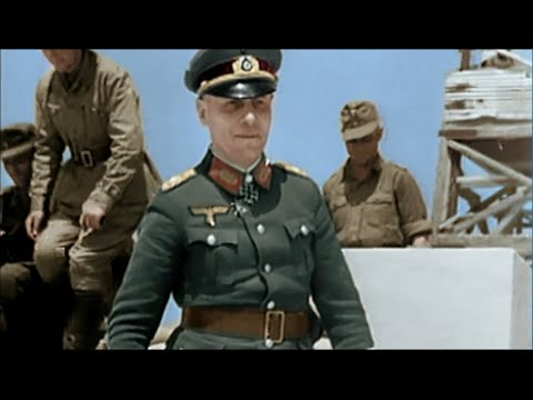 WWII in Color Part 6: The Mediterranean and North Africa