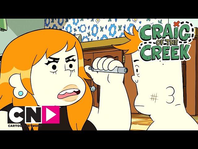 Крейг край реката | Инопланетянин | Cartoon Network