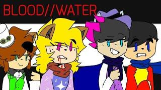 Blood//Water meme // flipaclip // ft. ROBLOX/Crackerswithchez