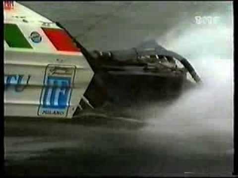 Offshore a Saint Tropez gara del 1988