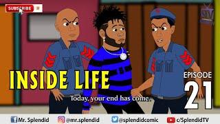 INSIDE LIFE EPISODE 21 - MAMA BOMBOY SERIES (Splendid TV Cartoon)