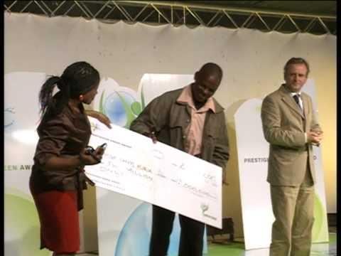 Prestigious Green Award Gala- A National Environment Trust Fund Initiative