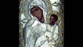 Vatopedi Monastery - kinonikon gefsaste - Pr. Ioannis from Lebanon