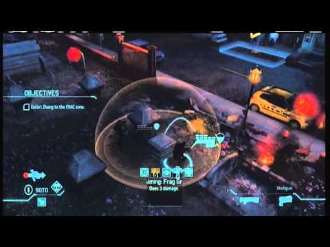 XCOM Enemy Unknown Slingshot DLC (mission 1 of 3)  