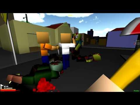 Zumbi Blocks Multiplayer 2016