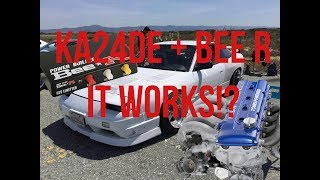 KA24DE + BEE R REV LIMITER | How To Wire It Up! IT WORKS!?