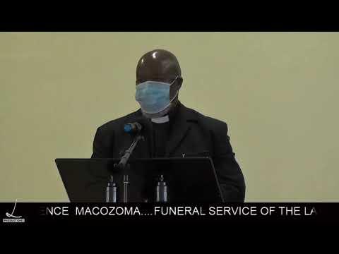 Ms Phaphama Macozoma Funeral Service