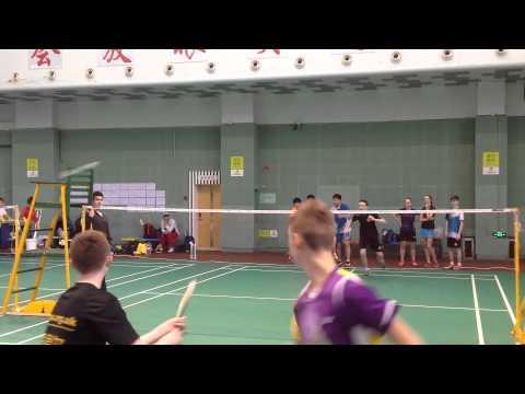 Badminton Exchange Dalian