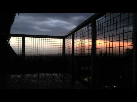 Timelapse - Storm coming in over Pretoria