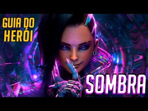 COMO JOGAR DE SOMBRA | GUIA DO HERÓI | Overwatch
