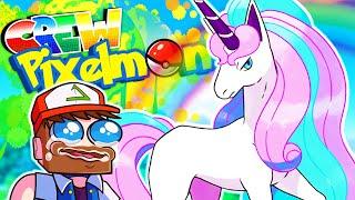 EPIC NEW POKEMON UPDATE! - Crew Pixelmon Season 4 Episode 35 (Minecraft Pokemon Mod)