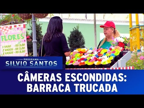 Barraca Trucada - Tricked Hot Dog Cart Prank | Câmeras Escondidas (10/12/17)