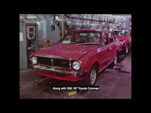 Toyota Australia Ends Local Production –historic Manufacturing Footage
