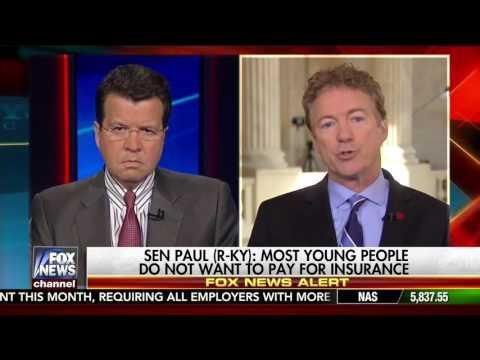 Rand Paul Despises Paul Ryan's Obamacare Lite Plan