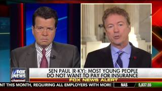 Rand Paul Despises Paul Ryan's Obamacare Lite Plan