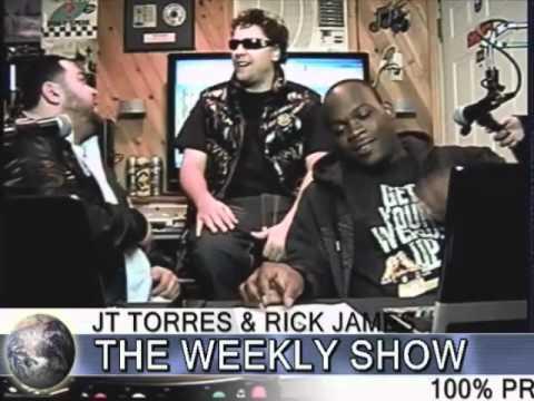 """Weekly Show"" 100% PR Ace Kannon April 5 2012"