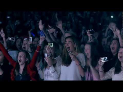 [UK TV spot] One Direction Up All Night live DVD