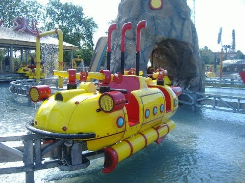 Share your Asian battlefields converted to amusement parks and have