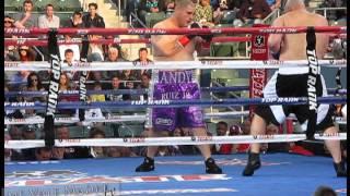 Andy Ruiz Jr. vs. Matt Greere - Home Depot Center Top Rank Boxing